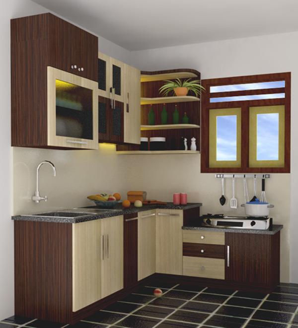 Desain Dapur Minimalis Modern Kecil Tapi Cantik Semagat45